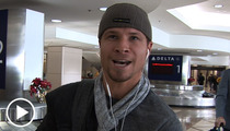 Backstreet Boy Brian Littrell -- Sorry God, I'm Not Praying for Lindsay Lohan