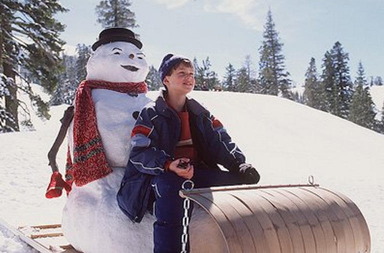 """At 12-years-old, Joseph Cross played little Charlie Frost -- opposite Michael Keaton -- in the 1998 Christmas classic """"Jack Frost."""""""