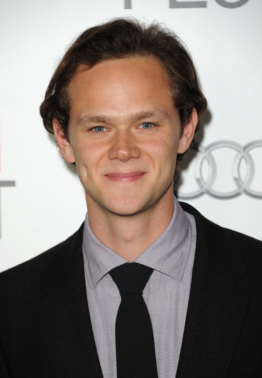 """Joseph Cross came out in the film """"Lincoln."""""""