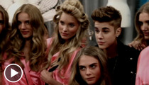 Justin Bieber -- Proof Supermodels Want To Bang Him