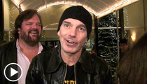 Billy Bob Thornton -- I'd Go to Angelina Jolie's Wedding ... If I'm Invited