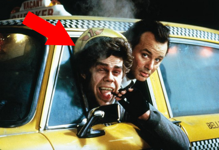 """David Johansen may have been known for his rocking skills when he was part of the New York Dolls but he also played the """"roll"""" of The Ghost of Christmas Past in the movie """"Scrooged."""""""
