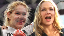 Cris 'Cyborg' Santos -- Ronda Rousey's Too Scared to Fight Me