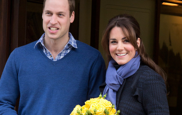 Kate Middleton Leaves the Hospital -- Do You See a Bump?