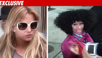 Britney Spears -- Gimme Nicki Minaj!