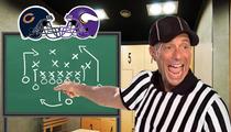 Harvey Levin Picks NFL Winner -- 'I Don't Carry a Purse'
