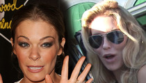 LeAnn Rimes -- I'm NOT Anorexic or Addicted to Laxatives
