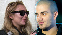 Lindsay Lohan -- Max George Pursued ME ... And I'm Lovin' It