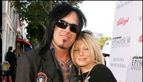 Nikki Sixx and Donna D'Errico Split