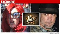 Kat Von D Loses War Over Jesse James Footage
