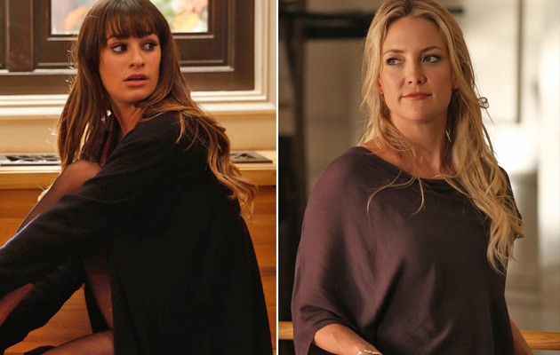 Lea Michele Addresses Diva Rumors & Alleged Kate Hudson Feud