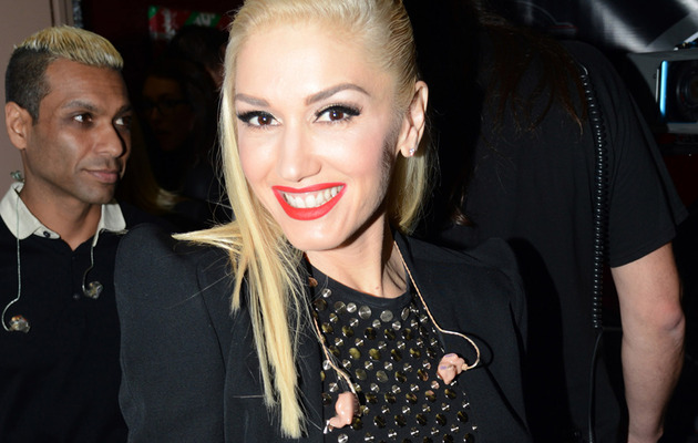 Gwen Stefani Flaunts Killer Abs After Saying She Barely Works Out
