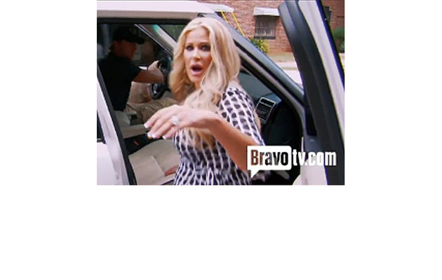 "Kim Zolciak Quits ""The Real Housewives of Atlanta"" In A Huff!"