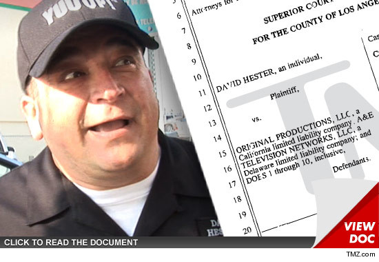 Lawsuit Claims Storage Wars Is Rigged