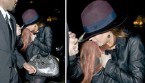 Lindsay Lohan -- Back on Club Scene in NYC
