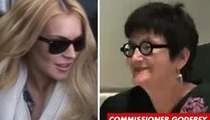 Lindsay Lohan Judge -- 'Not Big On Jail'