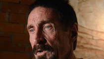 John McAfee -- Antivirus Millionaire Released from Custody in Guatemala ... 'I'm Going to America'