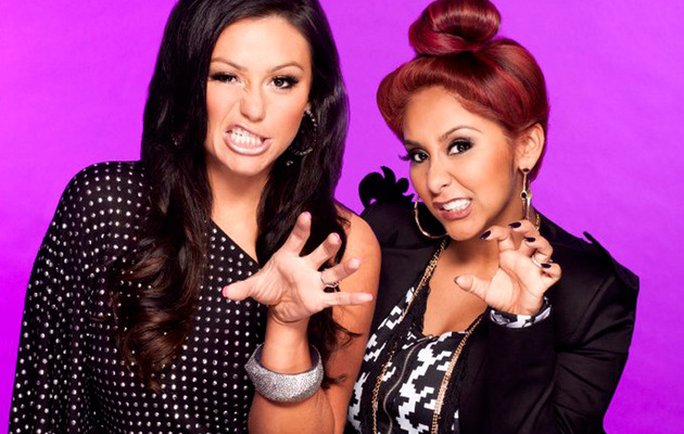 "Snooki Goes Into Labor for ""Snooki & Jwoww"" Season 2 Trailer!"