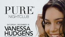 Vanessa Hudgens: Happy Birthday Single Lady