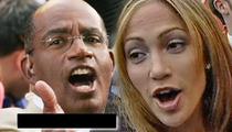 Al Roker & Jennifer Lopez -- Sued Over Alleged Bounty Hunter Assault