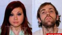 '16 & Pregnant' Stars ARRESTED -- Alleged Computer Smashers