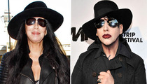 Cher & Marilyn Manson -- The Beautiful People!