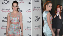 Kristen Stewart -- Needs to Apologize for This Outfit Too!