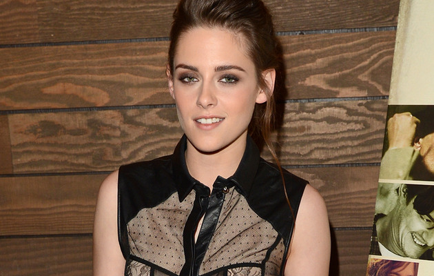 Kristen Stewart Will Work For Free!