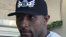 Ray Lewis to Judge -- Don't Let My Baby Mama CSI My Bank Accounts!!!