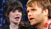 Zooey Deschanel -- Officially Divorced