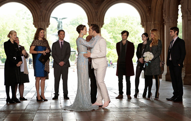 """Gossip Girl's"" Identity Revealed in Series Finale"