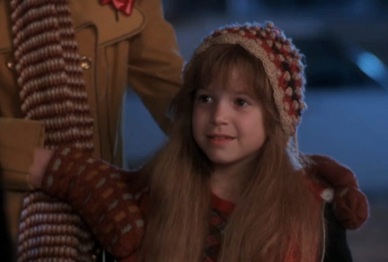 """Ellen Hamilton Latzen is best known for playing Cousin Eddie's cross-eyed daughter Ruby Sue in the 1989 Christmas classic """"Christmas Vacation."""""""