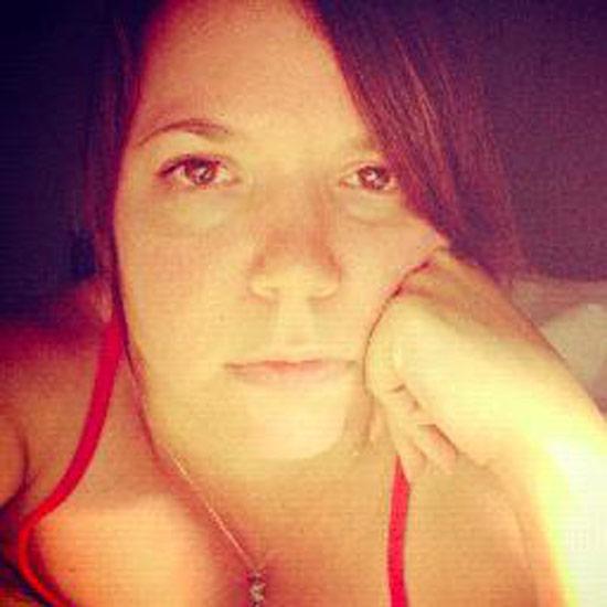 Ellen Hamilton Latzen resurfaced on Twitter, looking distraught.