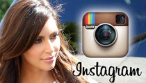 Kim Kardashian to Instagram -- Don't Mess with My Pics ... OR ELSE!!!