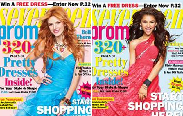 Disney Stars' Bella Thorne and Zendaya Coleman Reveal Dream Prom Details