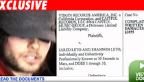 Jared Leto Sued for Not Making Music