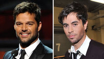 Ricky Martin vs. Enrique Iglesias: Who'd You Rather?