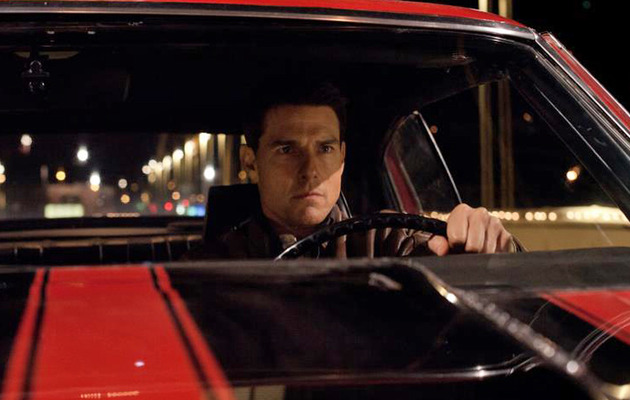 "Tom Cruise in ""Jack Reacher"" -- See More Short Leading Men!"
