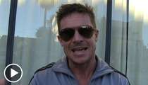 'Red Bull Jumper' Felix Baumgartner -- Neil Armstrong Told Me How to Poop in Space
