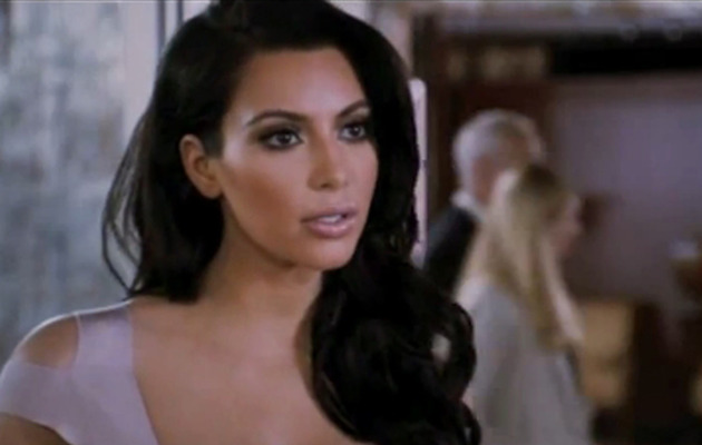 First Look: Kim Kardashian's Big Acting Debut!