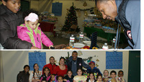NBA Star Leandro Barbosa -- Gift-filled Holiday Party in Boston Projects