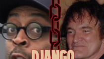 Spike Lee RIPS Quentin Tarantino -- 'Django' is Disrespectful to My Ancestors
