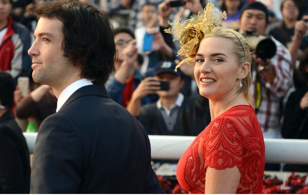 Kate Winslet Marries Ned Rocknroll!