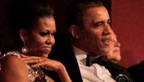 President Obama to Michelle -- I Got a Whole Lotta Love