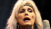 Emmylou Harris -- Investigated for Hit and Run