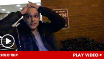 Nick Stahl Arrested -- 'Terminator 3' Actor Busted for Going Solo in Porn Store