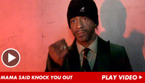 Katt Williams -- Quentin Tarantino Has No Business Using the N-Word