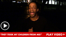 Katt Williams -- 'How Do You Keep Kids Safe Without Guns?'