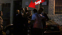 Katt Williams & Suge Knight -- Involved in Club Fight Hours After Katt Gets Out of Jail