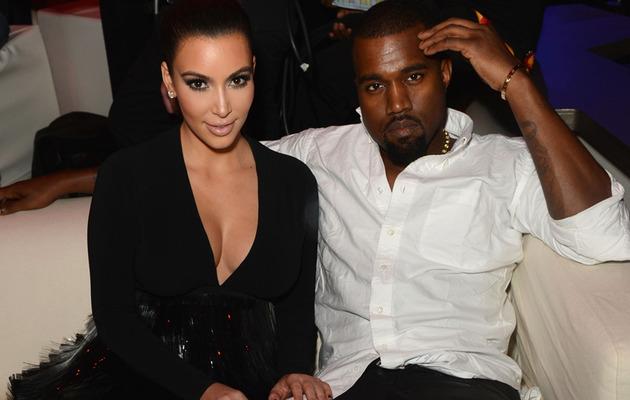 Kim Kardashian Pregnant with Kanye West!